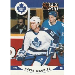 1990-91 Pro Set c. 538 Kevin Maguire TOR