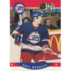 1990-91 Pro Set c. 562 Phil Housley WIN