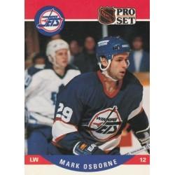 1990-91 Pro Set c. 564 Mark Osborne WIN