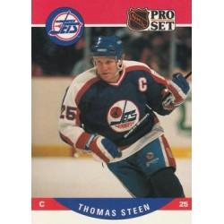 1990-91 Pro Set c. 565 Thomas Steen WIN