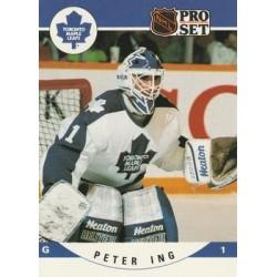 1990-91 Pro Set c. 639 Peter Ing TOR