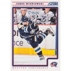 2012-13 Score c. 152 Wisniewski James CBS