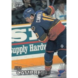 1997-98 Pacific Crown Collection c. 332 Jim Campbell STL