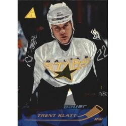 1995-96 Pinnacle Rink Collection c. 193 Klatt Trent DAL