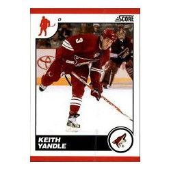 2010-11 Score c. 377 Yandle Keith PHX