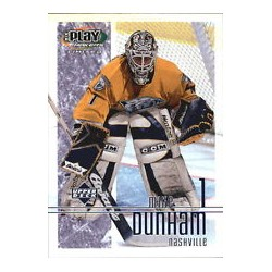 2001-02 UD Playmakers Dunham Mike c. 56 NAS