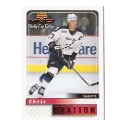 1999-00 MVP SC Edition c. 169 Gratton Chris TBL