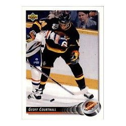 1992-93 Upper Deck c. 240 Courtnall Geoff VAN