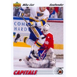 1991-92 Upper Deck c. 259 Liut Mike WSH