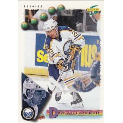 1994-95 Score c. 157 Audette Donald BUF