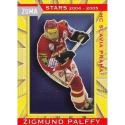 2004-05 OFS Plus Zuma Stars Palffy Zigmund c. Z3