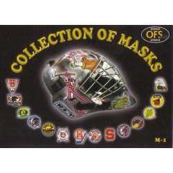2002-03 OFS Plus Collection of Masks Marik / Pesat c. M1M2