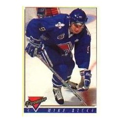 1993-94 Topps Premier OPC c. 062 Ricci Mike QUE