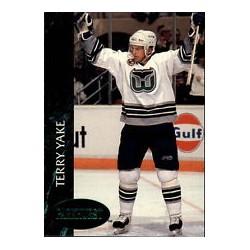 1992-93 Parkhurst Emerald Ice c. 293 Yake Terry HFD
