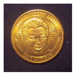 1997-98 Pinnacle Mint Coin Brass (mince) Lindros Eric c. 1 PHI