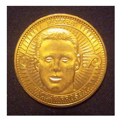 1997-98 Pinnacle Mint Coin Brass (mince) Prospal Vaclav c. 30 PHI