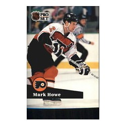 1991-92 Pro Set French c. 182 Howe Mark PHI