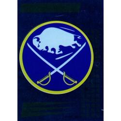1992-93 Panini Stickers FRENCH Logoc. 242  BUF