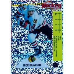 1992-93 Panini Stickers FRENCH c. A Kravchuk Igor CHI