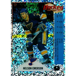 1992-93 Panini Stickers FRENCH c. B Emerson Nelson STL