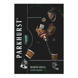 2002-02 Parkhurst Chicago SportsFest Expo c. 037 Hossa Marian Ottawa Senators OTT
