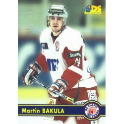 1998-99 DS c. 070 Bakula Martin