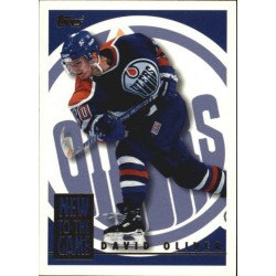 1995-96 Topps New to the Game 14NG Oliver David EDM