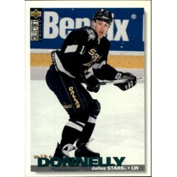 1995-96 UD Collectors Choice Donnelly Mike c. 263