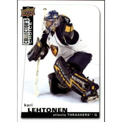 2008-09 Collectors Choice c. 091 Collectors Choice Kari Lehtonen c. 091 ATL