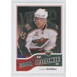 2011-12 Victory Rookie c. 219 Carson McMillan MIN