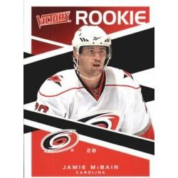 2010-11 Victory c. 207 Rookie Jamie McBain CAR