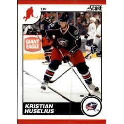 2010-11 Score c. 157 Kristian Huselius CBS
