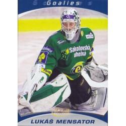 2008-09 OFS Plus Goalies Lukas Mensator c. Goalies04