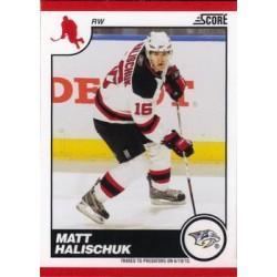 2010-11 Score c. 290 Matthew Halischuk NAS