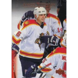 1995-96 Upper Deck c. 335 Jason Woolley FLO