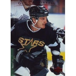 1995-96 Upper Deck c. 273 Guy Carbonneau DAL