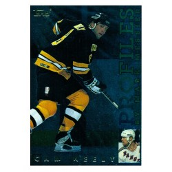 1995-96 Topps Profiles c. PF-10 Cam Neely BOS