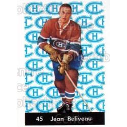 2001-02 Parkhurst Reprints c. 130 Jean Beliveau MON