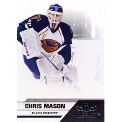 2010-11 Panini All Goalies c. 005 Chris Mason ATL