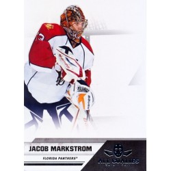 2010-11 Panini All Goalies c. 035 Jacob Markstrom FLO