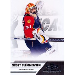 2010-11 Panini All Goalies c. 036 Scott Clemmensen FLO