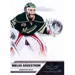 2010-11 Panini All Goalies c. 040 Niklas Backstrom MIN