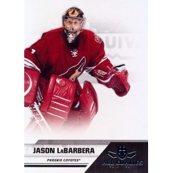 2010-11 Panini All Goalies c. 066 Jason LaBarbera PHX
