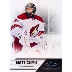 2010-11 Panini All Goalies c. 068 Matt Climie PHX