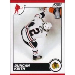 2010-11 Score c. 135 Duncan Keith CHI
