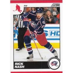 2010-11 Score c. 156 Rick Nash CBS