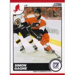 2010-11 Score c. 438 Simon Gagne TBL