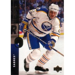 1994-95 Upper Deck c. 181 Richard Smehlik BUF