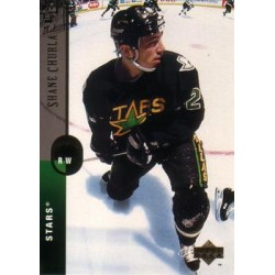 1994-95 Upper Deck c. 186 Shane Churla DAL