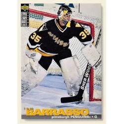 1995-96 UD Collectors Choice c. 053 Tom Barrasso